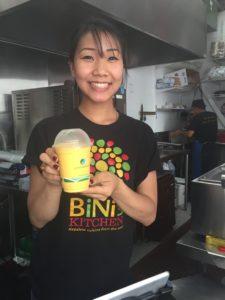Bini's Kitchen - Mango Lassi