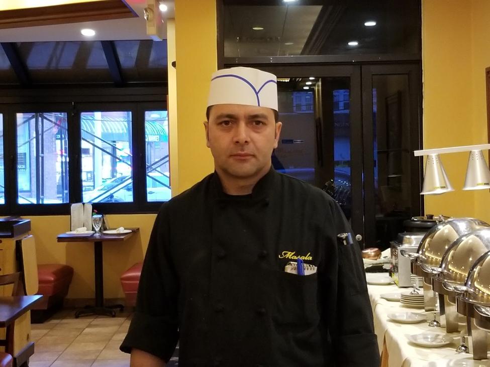Owner of Masala Restaurant