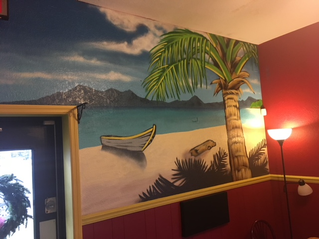 Mrs B's Reggae Cafe