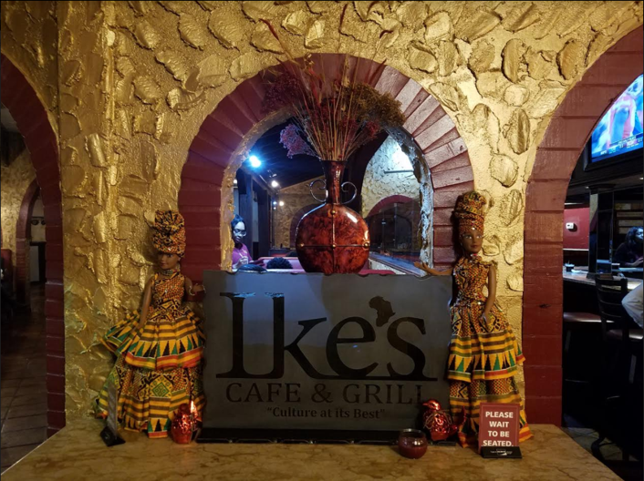 Ike's Cafe & Grill