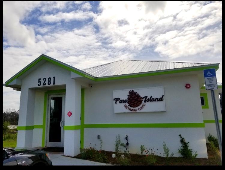 Pine Island Getaway Cafe