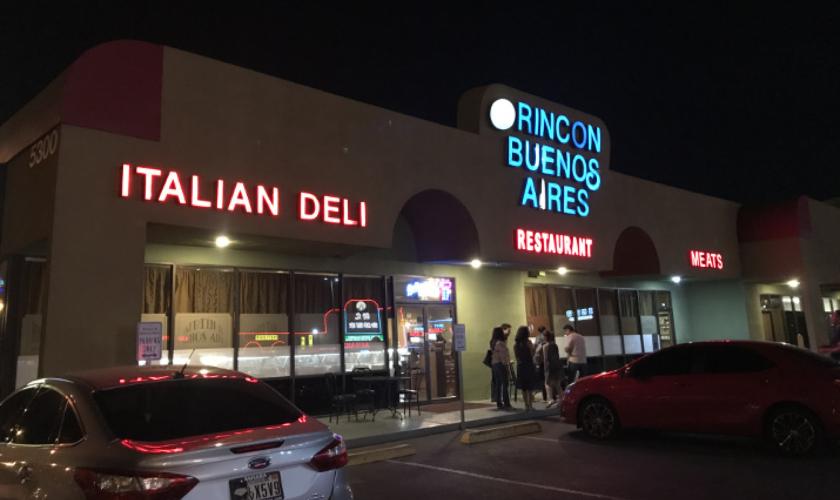 Rincon de Buenos Aires Restaurant