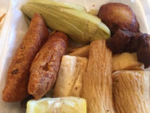 Salvadoran food