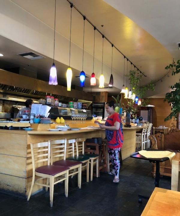 Grocery Café