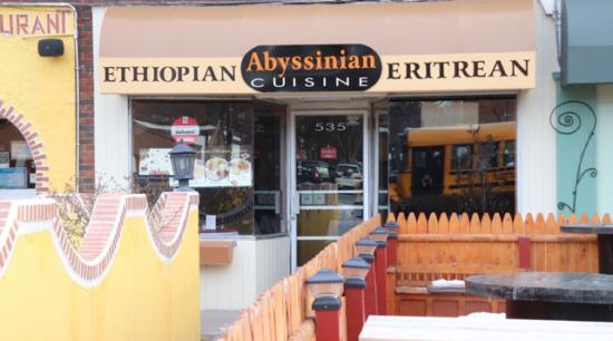 Abyssinian Cuisine